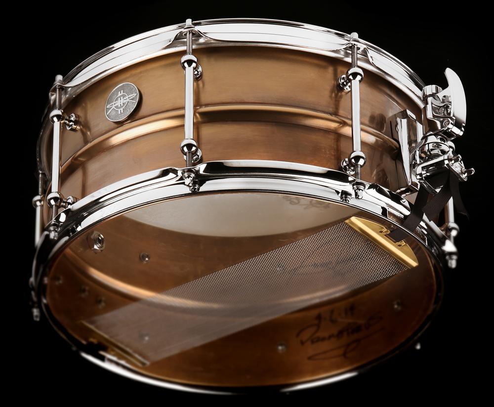 6.5 x 14 Model 2N Brass