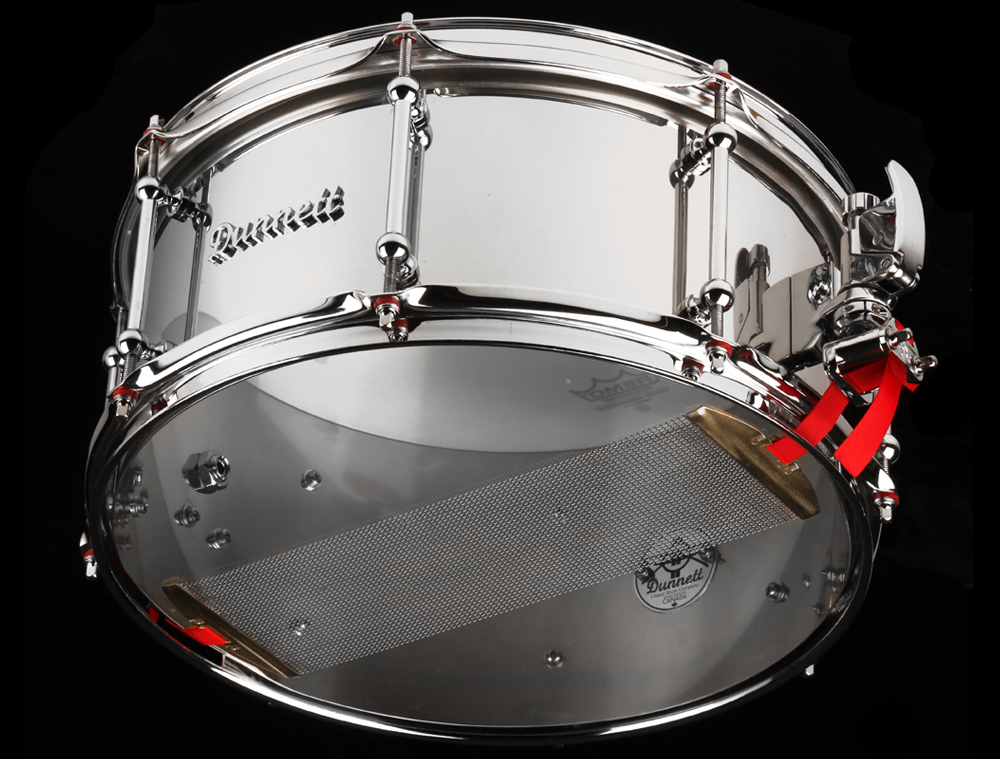 6.5 x 14 Stainless Steel - Polished